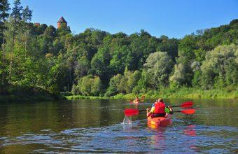 Brasla-Gauja-Turaida-castle-kayak-tour