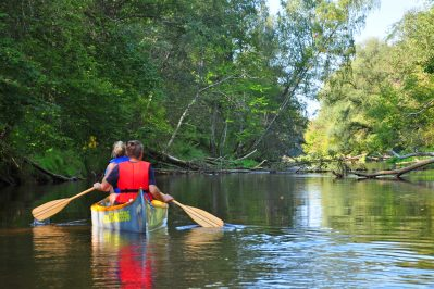 Gauja-boats-gauja-national-park-canoe-tours